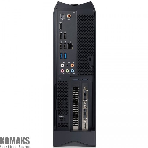 Computer for gamers Dell Alienware X51 R3 Tower Windows 10