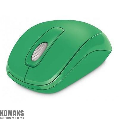Mouse MICROSOFT Wireless Mobile Mouse 1000 Green