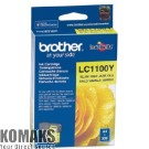 Consumable for printers BROTHER LC-1100Y Ink Cartridge Standard
