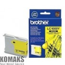 Consumable for printers BROTHER LC-1000Y Ink Cartridge