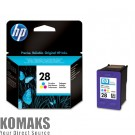 Consumable for printers HP 28 Tri-color Inkjet Print Cartridge