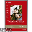 Paper Canon Plus Glossy II PP-201, A4, 20 sheets