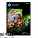 Consumable for printers HEWLETT PACKARD HP Everyday Glossy Photo Paper-25 sht/A4