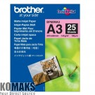 Paper BROTHER BP-60 A3 Innobella Matt Photo Paper (A3/25 sheets)
