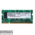 Memory for laptop APACER 2GB DDR2 PC6400