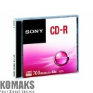 Sony CDR Jewel case 48x