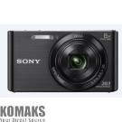 Digital camera SONY Cyber Shot DSC-W830 black