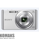 Digital camera SONY Cyber Shot DSC-W830 silver