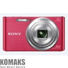Digital camera SONY Cyber Shot DSC-W830 pink