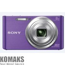 Digital camera SONY Cyber Shot DSC-W830 violet