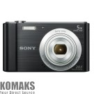 Digital camera SONY Cyber Shot DSC-W800 black