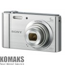 Digital camera SONY Cyber Shot DSC-W800 silver