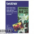 Paper BROTHER BP-60 A4 Matt Photo Paper
