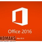Software MICROSOFT Office Home and Student 2016