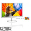 "Monitor PHILIPS 247E6EDAW 23.6"" LED IPS white (remarketed item)"