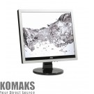 "Monitor AOC E719SDA, 17"" TN LED, Silver/black"