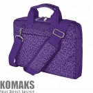 """Carrying Case TRUST Bari for 13.3"""" Laptop Purple hearts"""