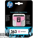 Consumable for printers HP 363 Light Magenta Ink Cartridge (remarketed item)