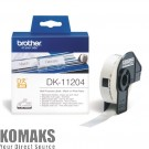 Consumable for printers BROTHER DK-11204 Multi Purpose Labels (remarketed item)
