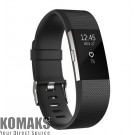 Watch FITBIT Charge 2 Black Silver
