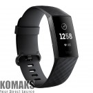 Watch FITBIT Charge 3 Graphite Black