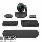 Conferent solutions LOGITECH Rally Ultra-HD ConferenceCam - Black