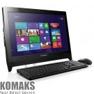 "Lenovo S200z ALL IN ONE 19.5"" 1600x900 Pentium QUAD J3710 4GB 500GB ODD DOS 10K4004JEU"