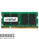 Memory for laptop CRUCIAL DDR3 SDRAM 4 GB 1600MHz