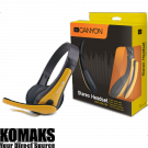 Headset CanyonCNS-CHSC1BY entry price PC headset