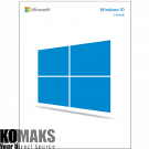 Operating system MICROSOFT Windows Home 10