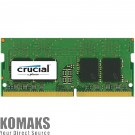 Memory for laptop CRUCIAL DDR4 SDRAM, 4 GB, 2133MHz