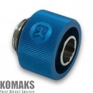 Fitting EKWB EK-ACF Soft Tubing Fitting 10/16mm - blue