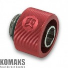 Fitting EKWB EK-ACF Soft Tubing Fitting 10/16mm - red