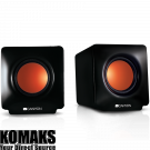 Loudspeakers CANYON CNE-CSP201 2.0 portable USB