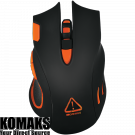 Mouse gaming optical CANYON CND-SGM5N black