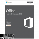 Software MICROSOFT Office Mac Home Student 2016 English