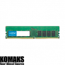 Memory for server CRUCIAL DDR4 16 GB 2666MHz