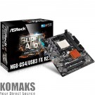 Motherboard ASROCK N68-GS4/USB3_FX_R2.0 Socket AM3+, DDR3