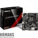 Motherboard ASROCK A320M-DGS s.AM4, 2xDDR4