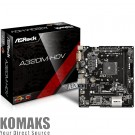 Motherboard ASROCK A320M-HDV s.AM4, 2xDDR4