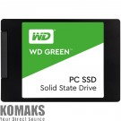 Hard drive WESTERN DIGITAL Green SSD 120 GB