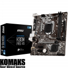 Motherboard MSI H310M_PRO-VD