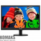 "Monitor PHILIPS 203V5LSB26 20"" Slim LED"
