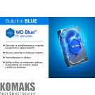 "Hard drive for notebook 1TB WD Blue 2.5"" SATA III"
