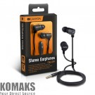 Headset CANYON CNE-CEP01 Stereo earphones black