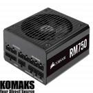 Power supply unit CORSAIR RM Series™ RM750-750 Watt 80 PLUS® Gold Certified Fully Modular PSU (EU)