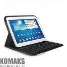 Logitech Keyboard Folio for Galaxy Tab3 10.1""