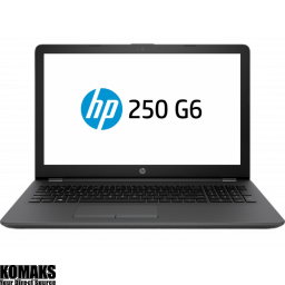 "Laptop HP 250 15.6"" i3-6006U 4GB 500GB ODD DOS 33Wh 1WY08EU"