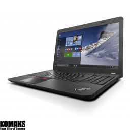 Laptop Lenovo ThinkPad E560 15.6 20EV0031US