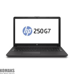 "Laptop HP 250 G7 15.6"" 1920x1080 N4000 4GB 128GB SSD ODD 41Wh 1.78 kg DOS azerty 6MT08EU"